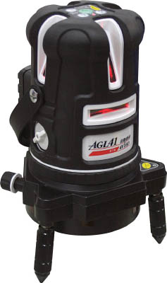[STS]STS 自動誘導レーザ墨出器(誘導受光器付) AGL41 AGL41[工事用品 測量用品 レーザー墨出器 STS(株)]【TC】【TN】