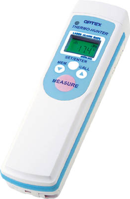 【オプテックス】非接触温度計 PT-5LD【TN】【TC】【放射温度計/温度計・湿度計/測定機器/オプテックス】
