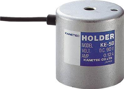 【カネテック】電磁ホルダー KE-5B【TN】【TC】【整流器・電磁ホルダ/マグネットホルダ/マグネット用品/カネテック】