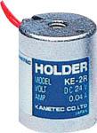 [カネテック]カネテック 自動釈放形電磁ホルダー KE4RA[生産加工用品 マグネット用品 電磁ホルダ カネテック(株)]【TC】【TN】
