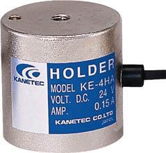 [カネテック]カネテック 電磁ホルダー KE4HA[生産加工用品 マグネット用品 電磁ホルダ カネテック(株)]【TC】【TN】