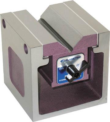 [カネテック]カネテック 枡形ブロック KYB15A[生産加工用品 マグネット用品 マグネットブロック カネテック(株)]【TC】【TN】