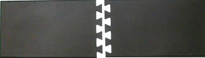 [カーボーイ]カーボーイ 足腰マットジョイントタイプ基本2ピース AM07[環境安全用品 清掃用品 マット (株)カーボーイ]【TC】【TN】
