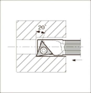 [京セラ]京セラ 内径加工用ホルダ C06JSTXBR06075 2039[切削工具 旋削・フライス加工工具 ホルダー 京セラ(株)]【TC】【TN】【10P25Oct14】