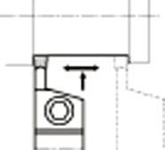 [京セラ]京セラ 溝入れ用ホルダ KGMR2525M3 2039[切削工具 旋削・フライス加工工具 ホルダー 京セラ(株)]【TC】【TN】【10P25Oct14】