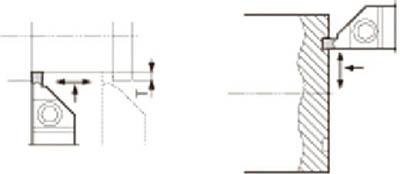 [京セラ]京セラ 溝入れ用ホルダ KGMML2525M3 2039[切削工具 旋削・フライス加工工具 ホルダー 京セラ(株)]【TC】【TN】【10P25Oct14】
