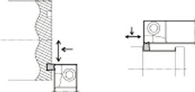 [京セラ]京セラ 溝入れ用ホルダ KGMSL2525M3 2039[切削工具 旋削・フライス加工工具 ホルダー 京セラ(株)]【TC】【TN】【10P25Oct14】