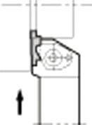 [京セラ]京セラ 溝入れ用ホルダ KGBL2525M2225 2039[切削工具 旋削・フライス加工工具 ホルダー 京セラ(株)]【TC】【TN】【10P25Oct14】