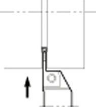 [京セラ]京セラ 溝入れ用ホルダ KGAR2525M5 2039[切削工具 旋削・フライス加工工具 ホルダー 京セラ(株)]【TC】【TN】【10P25Oct14】