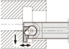 [京セラ]京セラ 溝入れ用ホルダ GIVR25201CE 2039[切削工具 旋削・フライス加工工具 ホルダー 京セラ(株)]【TC】【TN】【10P25Oct14】