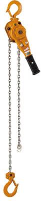 【キトー】レバ-ブロック L5形 1tx1.5m LB010【TN】【TC】【レバーホイスト】