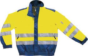 [コーコス]コーコス ブルゾンCE-471011 イエロー L CE471011L[環境安全用品 保護具 作業服 (株)コーコス信岡]【TC】【TN】