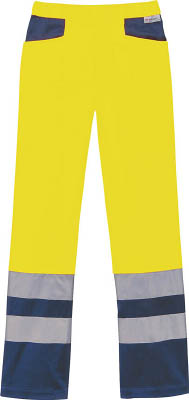 [コーコス]コーコス スラックスCE-471311イエロー L CE471311L[環境安全用品 保護具 作業服 (株)コーコス信岡]【TC】【TN】
