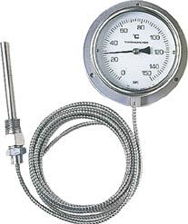 【佐藤】隔測指示温度計 LB-100S-4【TN】【TC】【温度計(設置式)/温度計・湿度計/測定機器/佐藤計量器製作所】