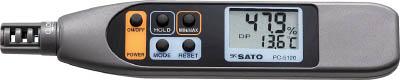 【佐藤】ペンタイプ温湿度計 PC-5120 PC5120【TN】【TC】【温度計・湿度計】
