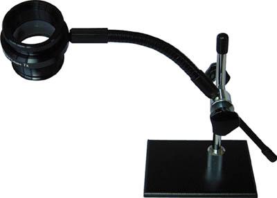 【リーフ】ロングアイポイント スタンド ルーペ 7x LON-07S【TN】【TC】【スタンドルーペ/光学用品/測定機器/京葉光器】