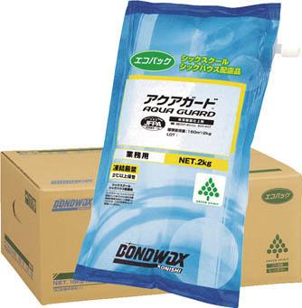 [コニシ]コニシ アクアガードエコP 18kg 2kg×9袋入 5125[環境安全用品 清掃用品 床用洗剤・ワックス コニシ(株)]【TC】【TN】