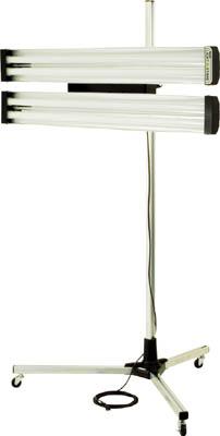 【取寄】[saga]saga 高演色型ライトスタンド JLS404[工事用品 作業灯・照明用品 装置照明 嵯峨電機工業(株)]【TC】【TN】