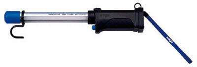 【saga】充電式コードレスライト防雨型耐薬品性外筒仕様 LB-6WE【TN】【TC】【嵯峨電機工業/ハンドライト(充電型)/充電式コードレスライトセット(防雨型)】