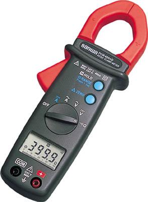 【SANWA】DC/AC両用デジタルクランプメータ DCM400AD【TN】【TC】【デジタルクランプメータ/電気測定器・テスタ/測定機器/三和電気計器】