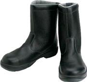 [シモン]【29.0cm】半長靴(SX3層底)SS44-29.0(株)シモン【靴/黒/長靴】【工具/機械/作業/大工/現場】[環境安全用品 保護具 安全靴 (株)シモン]【TC】【TN】