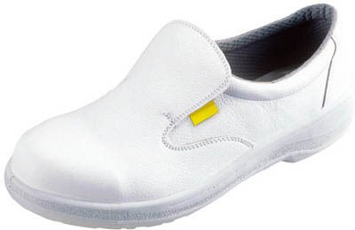 【シモン】シモン 静電安全靴 短靴 7517白静電靴 25.0cm 7517WS25.0【保護具/安全靴】【TC】【TN】