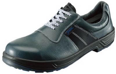 【シモン】シモン 安全靴 短靴 8511ブルー 28.0cm 8511BU280【保護具/安全靴】【TC】【TN】