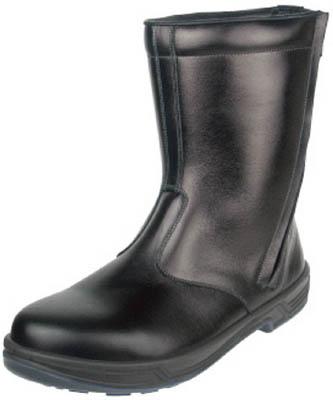 【シモン】シモン 安全靴 半長靴 8544黒 27.0cm 8544BK27.0【保護具/安全靴/半長靴】【TC】【TN】
