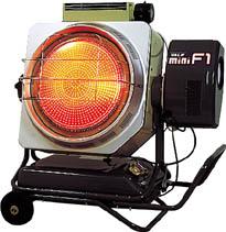 【取寄】[静岡]静岡 赤外線オイルヒーターVAL6ミニエフワン 60Hz VAL6MF1[環境安全用品 冷暖対策用品 暖房用品 静岡製機(株)]【TC】【TN】