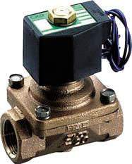 【CKD】パイロットキック式2ポート電磁弁(マルチレックスバルブ) ADK1115A02CAC200V【TN】【TC】【エアバルブ】