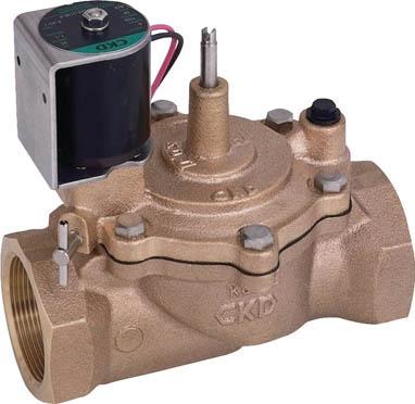 【CKD】自動散水制御機器 電磁弁 RSV32A210KP【TN】【TC】【ホース器具】