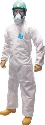 【シゲマツ】シゲマツ 使い捨て化学防護服(10着入り) S MG1500S【保護具/保護服/重松製作所/防護服/使い捨て式防護服】【TC】【TN】