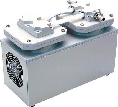 [ULVAC]ULVAC ダイアフラム型ドライ真空ポンプ 100V DA241S[工事用品 ポンプ 真空ポンプ アルバック機工(株)]【TC】【TN】