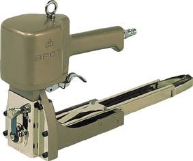 【SPOT】SPOT エアー式ステープラー AS-56 15・16mm AS56【梱包結束用品/溶着機/昌弘機工/ステープラー・ステープル(替針)/エアー式ステープラー(抜針器付)/スポット】【TC】【TN】