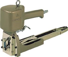 【SPOT】SPOT エアー式ステープラー AS-89 18・19mm AS89【梱包結束用品/溶着機/昌弘機工/ステープラー・ステープル(替針)/エアー式ステープラー(抜針器付)/スポット】【TC】【TN】