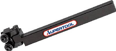 【スーパーツール】切削ローレットホルダー(アヤ目用)小径加工用 KH2CA12R【TN】【TC】【ローレット】