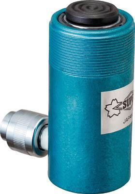 [スーパー]スーパー 油圧シリンダ(単動式) HC10S50[物流保管用品 ジャッキ・ウインチ ポンプ式ジャッキ (株)スーパーツール]【TC】【TN】