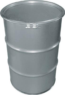 【JFE】JFE ステンレスドラム缶オープン缶 KD100B【コンテナ・容器/ドラム缶/JFEドラムサービス/ステンレスドラム缶/ステンレス オープンドラム缶(ボルトバンドタイプ)/ジェイエフイー】【TC】【TN】【B】