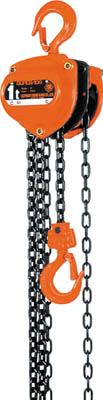 【象印】スーパー100H級チェーンブロック1.6t H01625【TN】【TC】【手動チェンブロック】