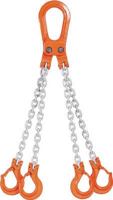 【象印】チェーンスリング(ピンタイプ)4本吊り・5.1t 4TH8【TN】【TC】【荷役金具】