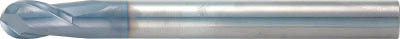大人女性の 超硬ボールエンドミル 4186[切削工具 ダイジェット工業(株)]【TC】【TN】:ゆにでのこづち [ダイジェット]ダイジェット 2枚刃ボールエンドミル DZOCSB2160L180  旋削・フライス加工工具-DIY・工具