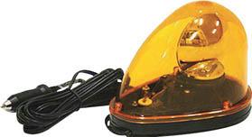 [トーグ]トーグ 流線型LED回転灯 イエロー SKMPHLY[環境安全用品 安全用品・標識 工事灯 トーグ安全工業(株)]【TC】【TN】