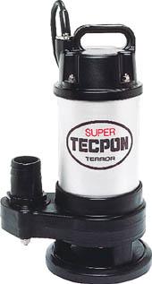 【寺田】水中スーパーテクポン 非自動 60Hz CX-400T【TN】【TC】【寺田ポンプ製作所/水中ポンプ/汚物混入水用水中ポンプ】