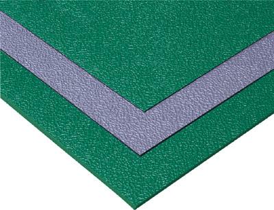【取寄】[テラモト]テラモト トリプルシート 緑 5mm 1X20m MR1541201[環境安全用品 清掃用品 マット (株)テラモト]【TC】【TN】
