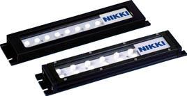 [日機]日機 防水型LEDフラット型ライト 15W DC24V NLE20[工事用品 作業灯・照明用品 装置照明 日機(株)]【TC】【TN】