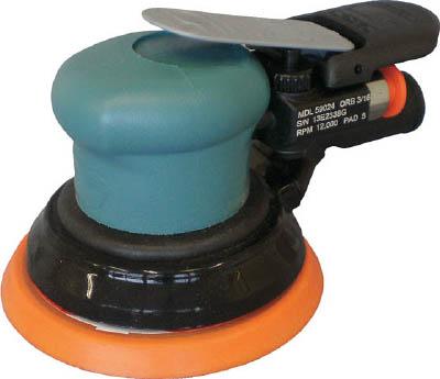 [NCA]NCA ダブルアクションサンダー 集塵機接続タイプ SPRT5CVPPSA[作業用品 空圧工具 エアサンダー (株)ノリタケコーテッドアブレーシ]【TC】【TN】