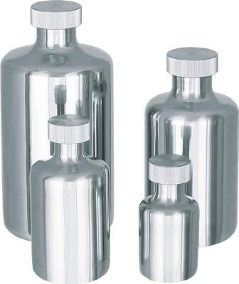 【日東】ステンレスボトル 2L PS-12【TN】【TC】【ボトル/実験用器具/研究開発関連用品/日東金属工業】