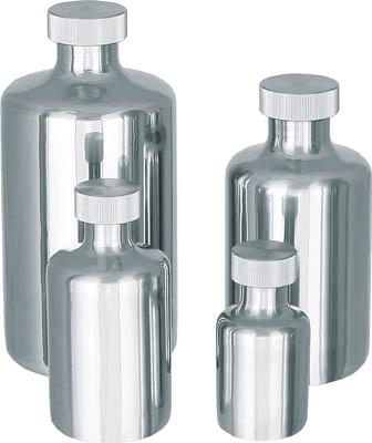 【日東】ステンレスボトル 0.2L PS-6【TN】【TC】【ボトル/実験用器具/研究開発関連用品/日東金属工業】