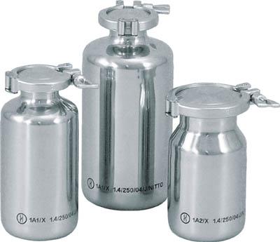 【日東】危険物輸送容器 1.2L PSH-10UNS【TN】【TC】【ボトル/実験用器具/研究開発関連用品/日東金属工業】