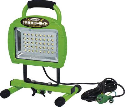 [日動]日動 LEDパワーライト20W 床スタンド型 LEN20W40PMS[工事用品 作業灯・照明用品 投光器 日動工業(株)]【TC】【TN】